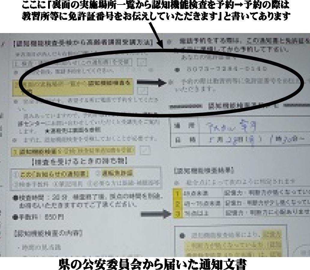免許 更新 県 埼玉